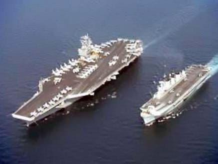 سفن حربية روسية ترابط قرب سواحل سوريا