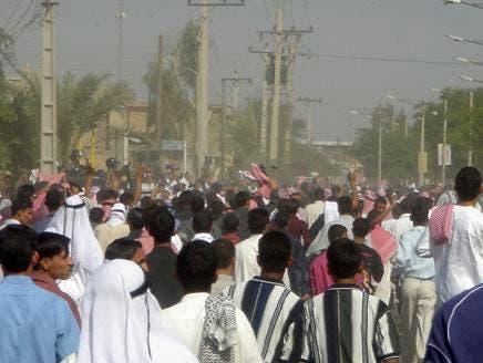 احتجاز طلاب أهوازيين لليوم الرابع في مدرسة شهداء