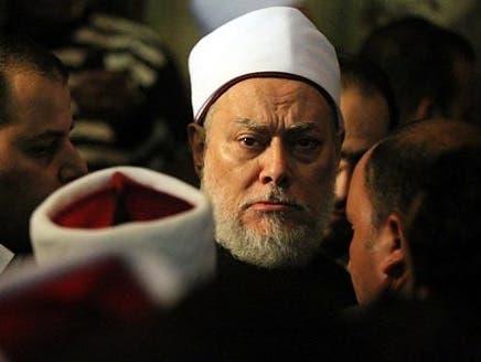 البرلمان المصري يوصي بإقالة مفتي الجمهورية