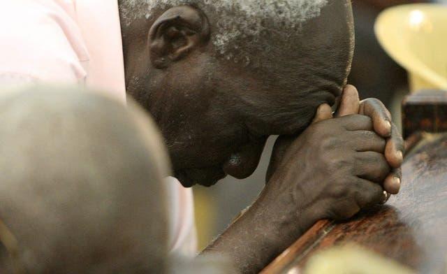 Muslim mob torches Khartoum church