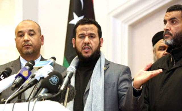 Libya bans religious parties under new law