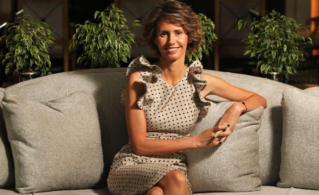 Vogue's flattering profile of Asmaa al-Assad removed