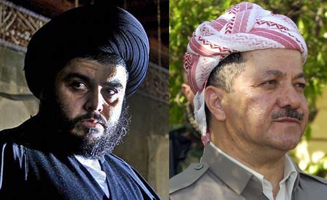 Iraq's Sadr to meet Kurdistan's President