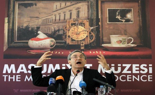 Nobel winner Orhan Pamuk opens novel museum in Istanbul