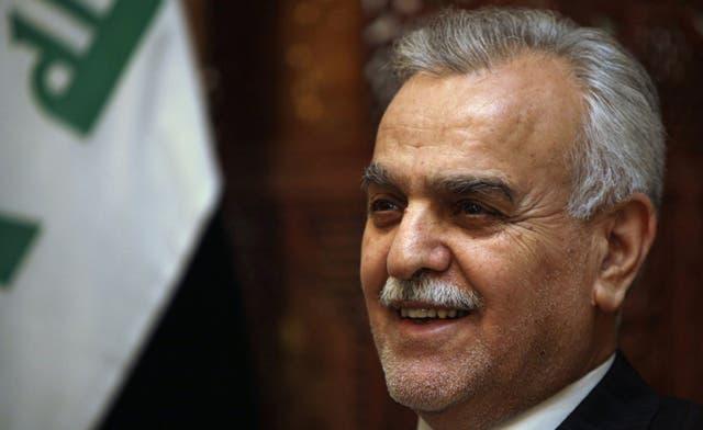 Iraqi VP Hashemi, guards charged with killing six judges