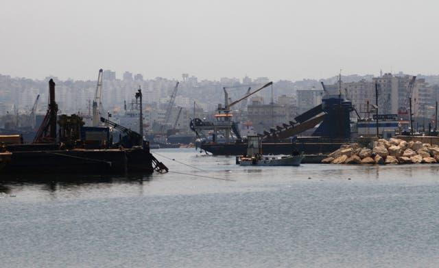 Weapons being smuggled both ways between Lebanon and Syria: U.N. envoy
