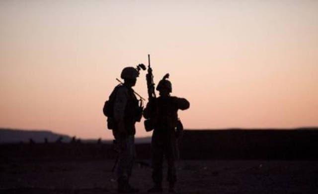 Man in Afghan army uniform kills NATO soldier