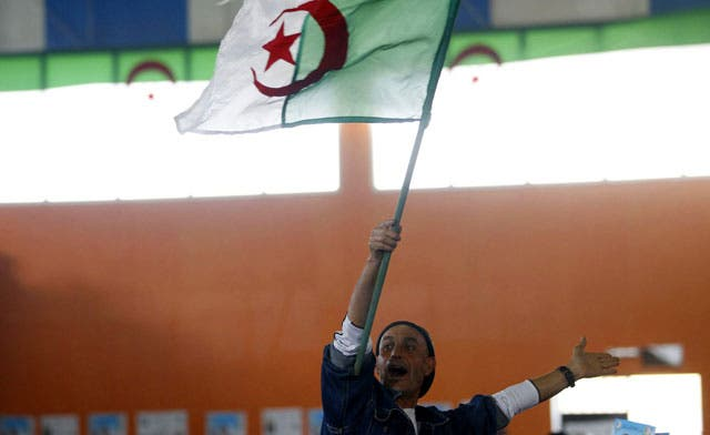 U.S. hails Algerian election despite suspicions of fraud