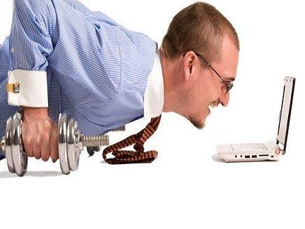 ممارسة الرياضة أثناء العمل تقلل الأزمات القلبية