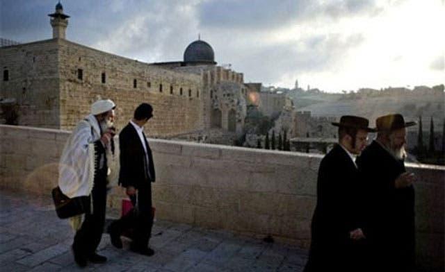 Decades after 'reunification' a divided Jerusalem remains