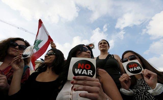 Syria violence spillover into Lebanon raises concerns