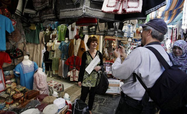 Tourism rebounds in Tunisia but still shy of 2010 levels