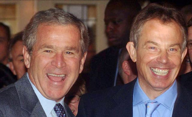 UK tribunal asks for disclosure of conversation between Blair and Bush on Iraq war