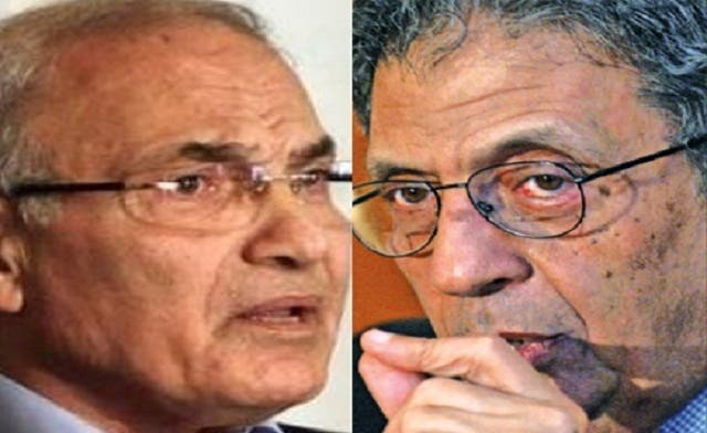 Presidential hopefuls in 'rumor-spreading' clash hours before Egypt polls close