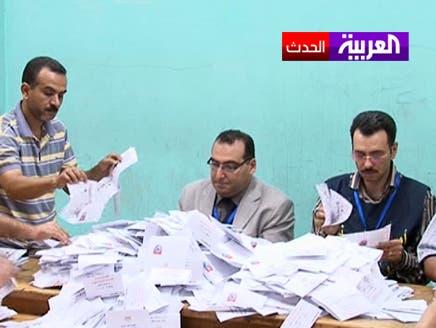 انتهاء التصويت في الانتخابات المصرية وبدء الفرز