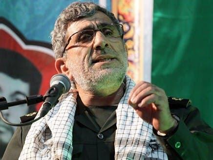 فيلق القدس الإيراني يعترف بقمع المعارضين السوريين