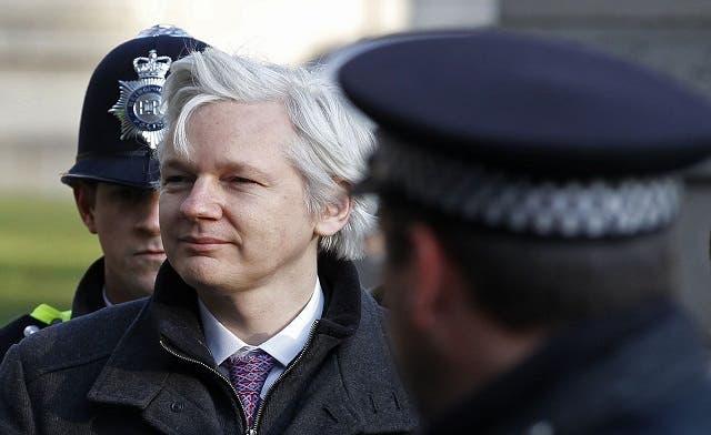 WikiLeaks founder set for UK extradition verdict