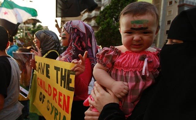 Half a million displaced in Syria; refugee numbers rise-U.N.