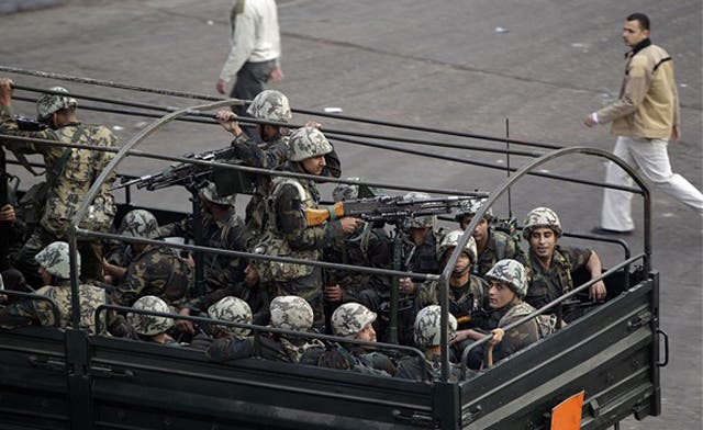 Army lifts three decades-old state of emergency in Egypt