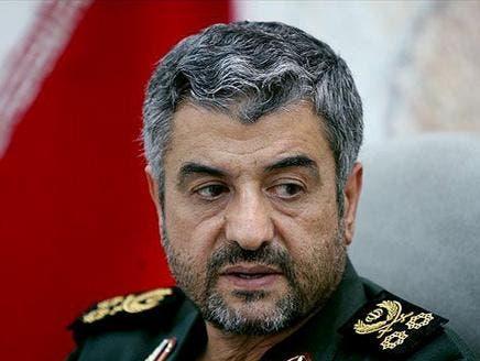 قائد الحرس الثوري الإيراني يزور الجزر الإماراتية
