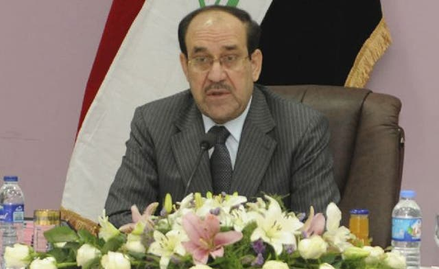 Maliki enemies battle to vote him out of office