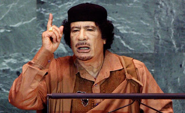Outrage in Libya over Cairo talks with Qaddafi remnants
