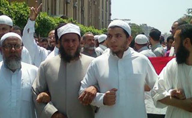 Egyptian Islamist MP caught in 'indecent act' with teenage girl