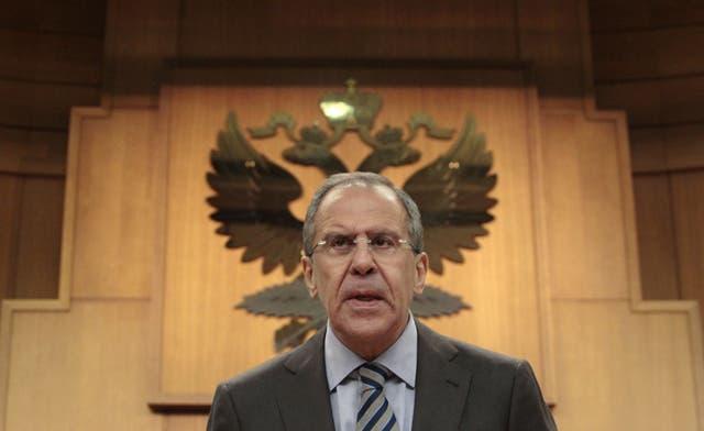 Iran denies reports of demolitions at base; Lavrov to visit Tehran ahead of talks