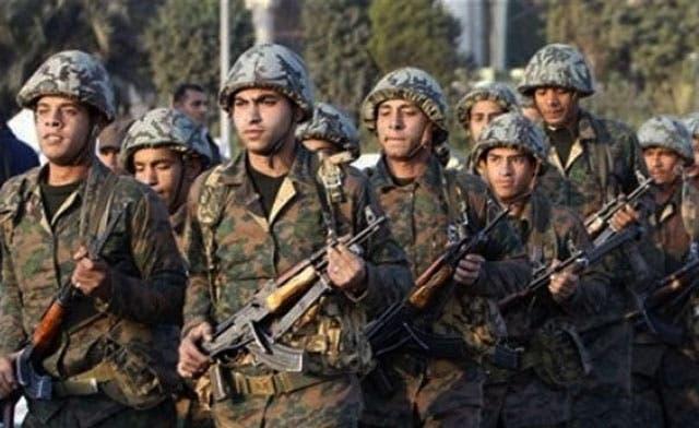 Egypt gives army power to arrest civilians despite emergency law expiration