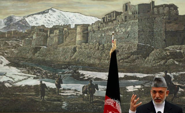 Kabul hosts conference on Afghanistan's future
