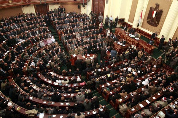 Egypt court says whole parliament unconstitutional, orders dissolution