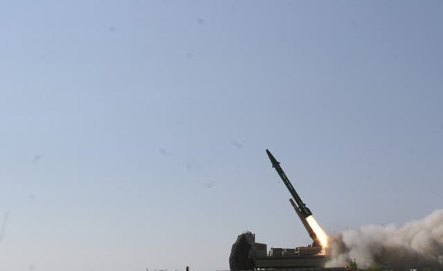 Egypt claims seizure of 101 surface-to-surface missiles amid fears of violence