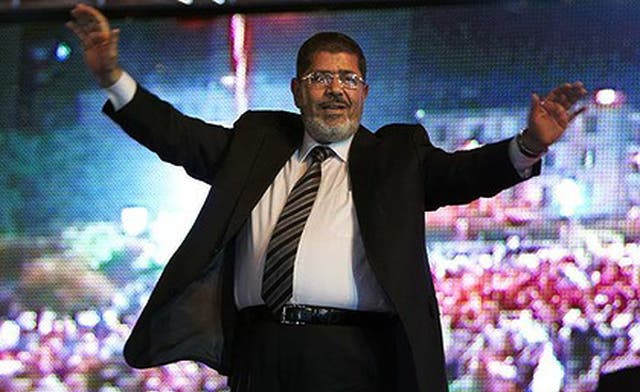 Egyptian presidency denies Mursi gave interview on stronger ties with Iran
