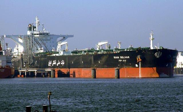 Iran's main tanker firm delays expansion on weak market, sanctions