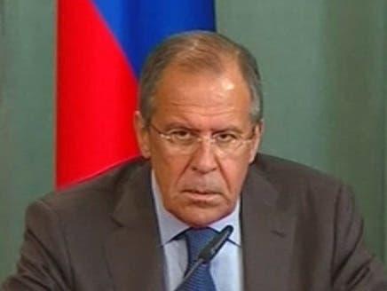 لافروف: روسيا تدعم حصول تغييرات في سوريا