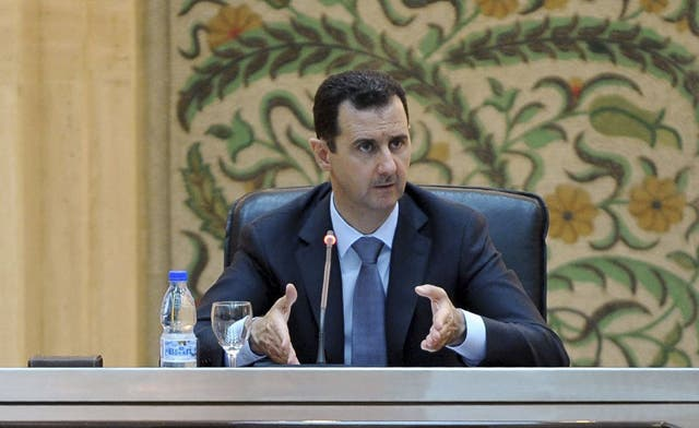 Assad regrets downing of Turkish jet, says won't allow open combat with Ankara