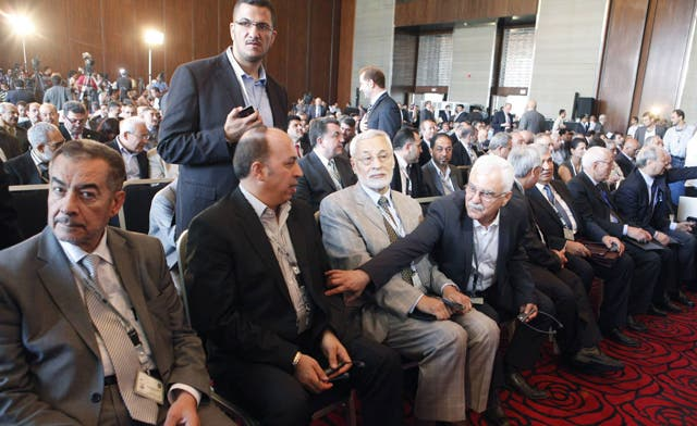 Fights break out at Syria opposition meet; Kurds walk out in protest over nationality