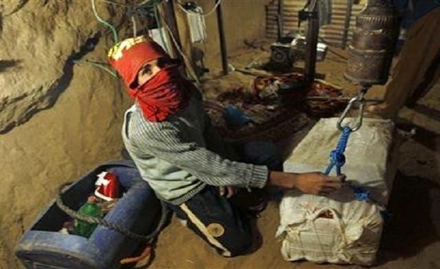 Gaza-Egypt tunnels: the underground world