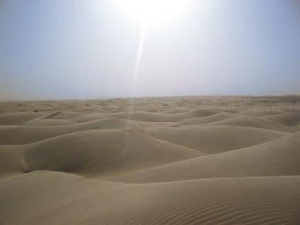العزيزية بليبيا تحتفظ بدرجة الحرارة الأعلى عالمياً