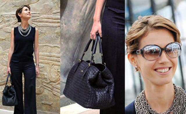 Shopaholic Asma al-Assad's details revealed in new leaked emails