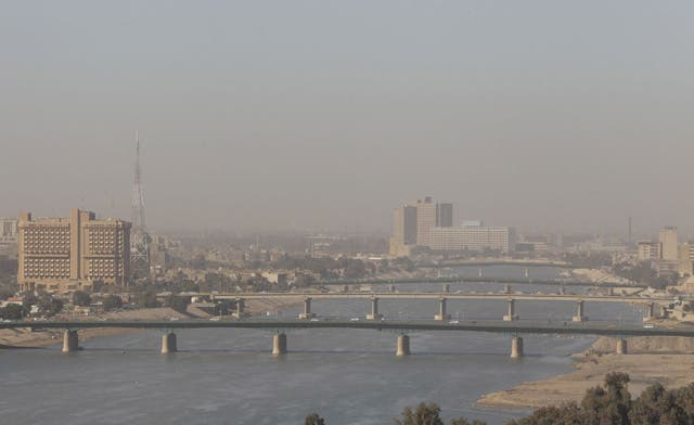 Iran drying up Iraqi rivers, triggering environmental crisis: report