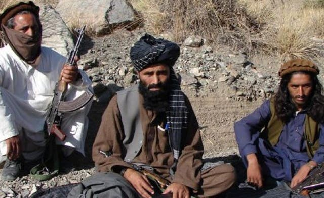 Taliban lash men in public in Afghanistan