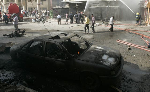 Car bombs kill 20 and wound 80 across Iraq