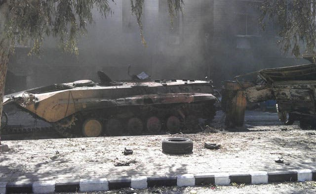 Fierce fighting in Damascus, Ban Ki-Moon sending peacekeeping chief to Syria