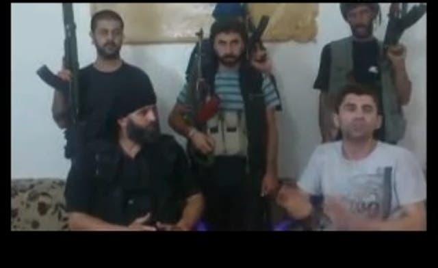 Syrian fighters claim arrest of witness in Hariri murder case