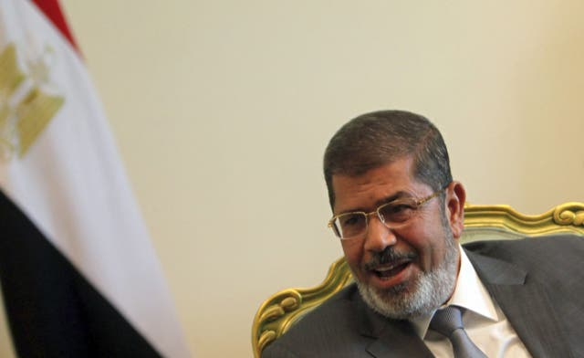 Egypt releases detainees held by military after Mursi's decree