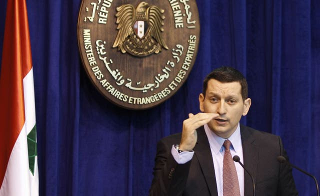 Assad not to step down; chemical weapons only against foreign attack: Syria