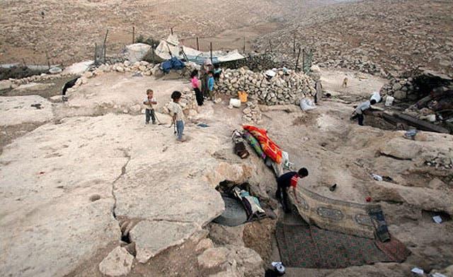 Israeli authorities to demolish eight Palestinian villages
