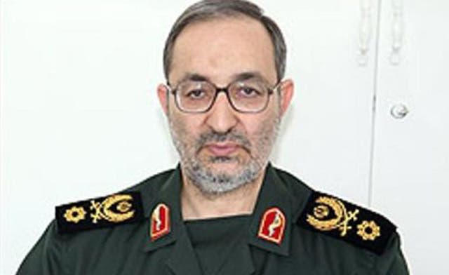 Iranian general warns 'Arab outcasts' against supporting Syrian revolutionaries