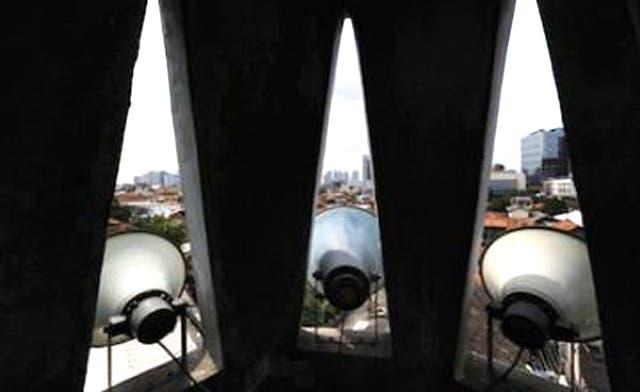 Volume of mosque loudspeakers sparks debate